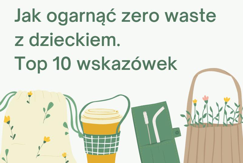 zero waste z dzieckiem